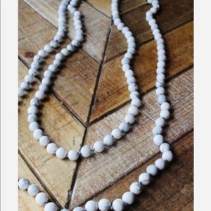 Jewelry - Long wrap necklace